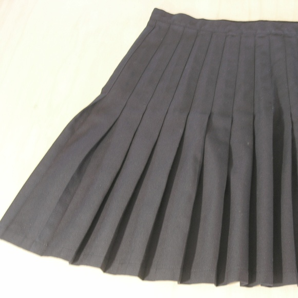 e04c27de5 Lands' End Skirts | 420 Lands End Pleated Skirt | Poshmark